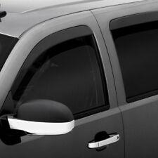 In-Channel Low Profile Ventvisor Smoke Front and Rear Window Deflectors
