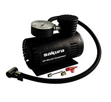 Mini Air Compressor 12v - Sakura SS3602