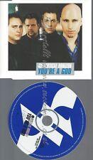 CD--VERTICAL HORIZON--YOU'RE A GOD--SINGLE