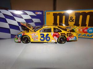 1/24 ERNIE IRVAN #36 M&M'S  1999 ACTION NASCAR DIECAST
