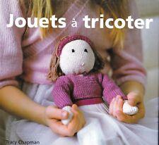 Jouets à tricoter Tracy Chapman doudous
