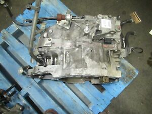 2006-2012 MAZDA CX-7 2.3L TURBO AUTOMATIC TRANSMISSION L3-VDT MAZDASPEED AWD