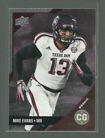 Mike Evans RC 2014 Upper Deck Conference Greats Rookie Card # 137 Texas A & M