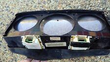 VW Scirocco Jetta Rabbit Golf MK1 Dash Gauge Cluster Bezel  Lens 1975 original