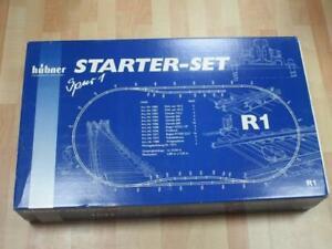 Hübner Starter-Set Spur 1, R1 - 1090205 + OVP Selten  ZX1231