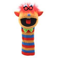 Sock Monster Humphrey Knitted Puppet 15 inch