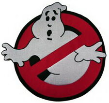 "No Ghost Ghostbusters Embroidered Big Back Jacket Vest Patch 8.4""/21cm"