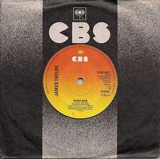 "James Taylor Handy Man UK 45 7"" single +Bartender's Blues"