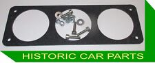 Noir, Radio Remplacement Instrument Panel pour MGB Roadster MGBGT 1962-80