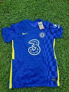 Chelsea 21/22 Home Shirt Mens medium