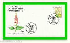 1990 - FDC.ENVELOPPE 1°JOUR**PLANTES - NATIONS UNIES-GENEVE - TIMBRE..Yt.191