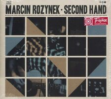 MARCIN ROZYNEK second hand (digipak CD)