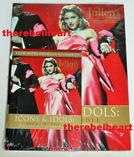 MADONNA Julien's Auctions 2014 CATALOGUE Desperately Seeking Susan Jacket Photos