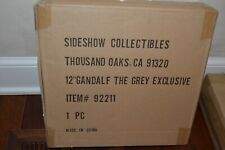 """Sideshow EXCLUSIVE LOTR 1/6 Scale Fellowship of the Ring """"Gandalf the Grey"""" NISB"""