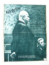 """""""Der Rote Stern"""" Dezember 1931 Nr 22_Illustrierte Arbeiterzeitung der KPD"""