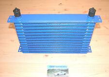 universal ÖLKÜHLER 13 Reihen **NEU** Blau Netz 30 x 17 cm Dash 10 AN10 Aluminium