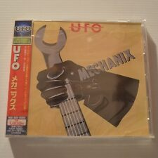 UFO - MECHANIX - 2000 JAPAN CD