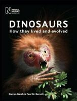 Dinosaurs How they lived and evolved by Darren Naish 9780565094768   Brand New