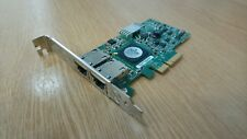 Dell 0G218C NetXtreme II 5709 Dual Port Gigabit Network Adapter PCIe G218C