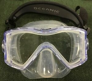 Oceanic ION 3 Mask For Scuba and Snorkeling - Pre Owned