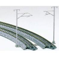 Kato 23-059 Caténaire Voie simple / Catenary Single Track 16pcs - N