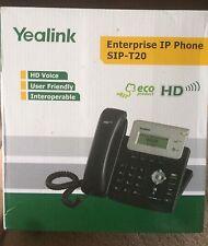 Yealink SIP-T20 Two Line IP Enterprise HD Phone
