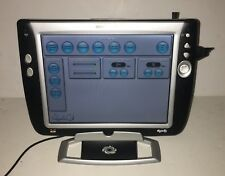 Crestron TPMC-10 ViewSonic Tablet TouchScreen w/Dock & Adapter - Needs Battery