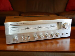 Vintage Realistic STA-64 AM/FM Stereo Receiver Excellent Sound & Condition