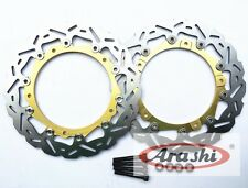 Front Floating Brake Disc Rotor FOR BMW R1200GS Adventure ABS Wave Rotors 1200RS