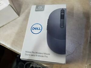 Dell Computer MS5120W-BLK Ms5120w Mobile Pro Wireless Wrls Mouse Black