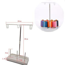3 Spool Stand Holder Multifunction Embroidery Thread Quilting Rack Sew HomGGCL7