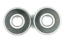 DR125  2 x 6201 NSK Bearings