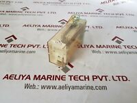 Asea rxma 1 rk 211 072-ad relay auxiliary 24v