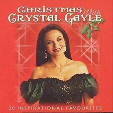 Christmas with Crystal Gayle by Crystal Gayle (CD, Oct-2001, Windsong)