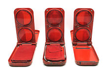 3 Reflecto Flare Model N 170 Reflecting Red Metal Roadway Arrow Safety Device