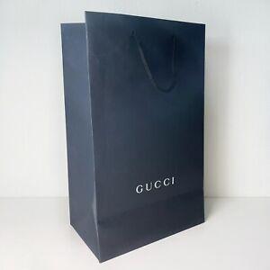 GUCCI Gift Bag Paper bag 15'' x 9'' x 5.5''