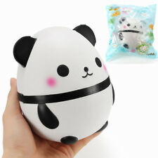 Squishy Panda Doll Egg Jumbo 14cm Slow Rising With Packaging Soft Squeeze Toy