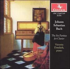 Johann Sebastian Bach: The Six Partitas for Clavier, New Music