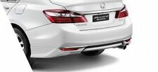 Genuine Honda Accord 4Dr Sedan Rear Under Body Spoiler skirt No painted 2016-17