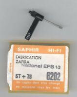 Ersatz Saphir-Nadel Zafira   National EPS-13