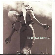 JOHN KILZER Hands  w/RARE EDIT  PROMO Radio DJ CD Single CARD SLEEVE SEALED 1991