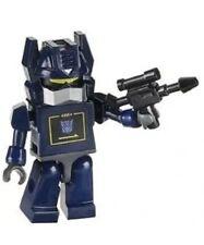 kre-o transformers kreon G1 Colors Soundwave Rare Htf Minifigure