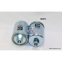 WESFIL FUEL FILTER For FORD FALCON FG XR8 Ute 08-11 V8 5.4L DOHC 32V BOSS 290