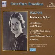 Richard Wagner : Great Opera Recordings - Tristan Und Isolde CD (1999)