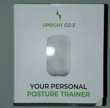 Upright GO 2 NEW Posture Trainer and Corrector for Back Strapless, Discreet