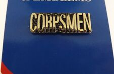 "BRAND NEW Lapel Pin United States Navy USN Corpsman 1"""