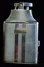 Ronson Cigarette case lighter 40s 50s Mastercase HSS monogram