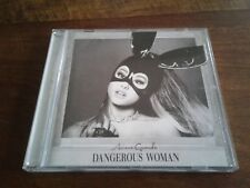 Ariana Grande ‎– Dangerous Woman CD Album 2016