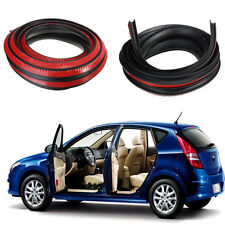 P Type 4M Car Door Rubber Seal Strip Noise Insulation Soundproofing Waterproof
