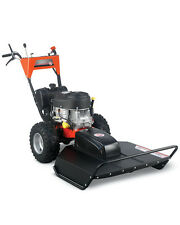 DR Pro Max 34-20 ES Field and Brush Mower RRP £4399.00